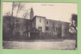 NYONS : Place Et Eglise, Lavoir ? Peu Courant. TBE. 2 Scans. Edition Combier - Nyons