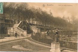 CPA - Belgique - Brussels - Bruxelles - Coin Du Jardin Botanique - Forêts, Parcs, Jardins