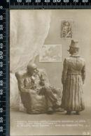 MH 04 - 1° GUERRA MONDIALE - MAESTA, BISOGNA ASSOLUTAMENTE CHIEDERE LA PACE G 9 - CIRCOLATA 1915 - Humoristiques