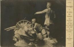 MH 57 -OMAGGIO AL NOBILE RE SOLDATO - LUGLIO 1915 - ED. FIORONI TAGLIABUE MALNATI - NON CIRCOLATA - Humoristiques