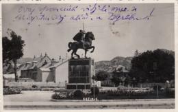 Cetinje - Monument King Aleksandar , Destroyed 1941 - Montenegro