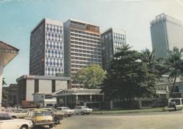 Nigeria Lagos - West Africa House & Independence Building 1972 - Nigeria