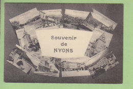 NYONS : Souvenir De Nyons. TBE. 2 Scans. Edition Magasin Universel - Nyons
