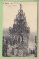 NYONS : Entrée De La Chapelle De Notre Dame De Bon Secours. 2 Scans. Edition Denille - Nyons