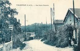 VALENTON - Rue Sacco Vanzetti. - Valenton