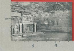 CARTOLINA NV ITALIA - ROMA - Carcere Tulliano - 9 X 14 - Roma (Rome)
