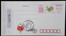 CHINA  CHINE CINA 2019.05.11 FIRST ISSUE OF TWO - DIMENSIONAL CODE COLOR STAMP IN CHINA - Cina