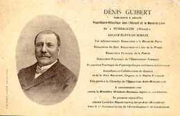 DENIS GUIBERT   752 - Carcassonne