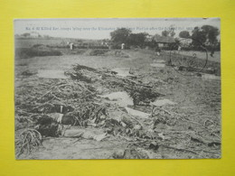 Chine,China ,Killed Rev. Troops Fight 1911 ,from Shanghaï To Marseille ,1912 - China