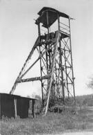 Photo-carte - Chevalement Des Mine De Fer De Cambremont (Le Neufbourg - Mortain) Dans Les Années 90 - Normandie - France
