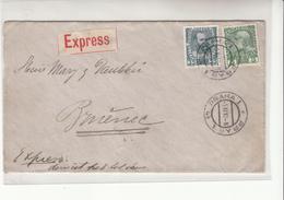 Austria / Bohemia / Prague Rohrpost / Pneumatic Mail - Ohne Zuordnung