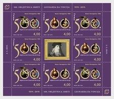 Bosnië & Herzegovina / Bosnia - Postfris / MNH - Sheet 500 Years Leonardo Da Vinci 2019 - Bosnië En Herzegovina