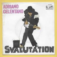 Disque Vinyle 45 Tours : ADRIANO CELENTANO : Svalutation..Scan J : Voir 2 Scans - Sonstige - Italienische Musik