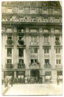 75009 PARIS - Immeuble La Foncière Transport - 48 Rue Notre-Dame Des Victoires - Carte Photo - Arrondissement: 09