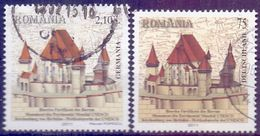 Used Romania   2011, Biertan 1V, Joint Issue Germany 1V. - Joint Issues