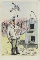 ~  JP  ~  Illustrateur   A . JAEGY     ~    Le Maréchal Et Son Pigeonnier       ~ - Illustrators & Photographers