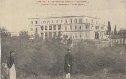 ***  GRECE  ***  CORFOU  Villa Impériale Achilleon - écrite TTB - Greece