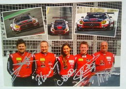 Hofor Racing - Authographs