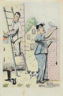 ~  JP  ~  Illustrateur   A . JAEGY     ~   Les Deux  Stratèges    ~ - Illustrators & Photographers