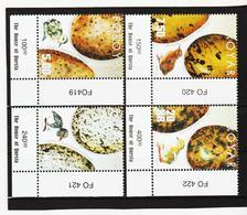 TNT178 DÄNEMARK - FÄRÖER 2002  Michl 427/30 ** Postfrisch SIEHE ABBILDUNG - Färöer Inseln
