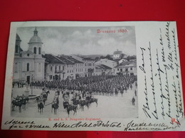 BRZEZANY 1899 DRAGONER REGIMENT - Pologne
