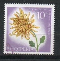 Ref: 1425. Albania. 1967. Flores. Crisantemo. - Albania