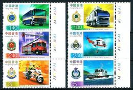 Hong Kong (China) Nº 1287/92 Nuevo - 1997-... Región Administrativa Especial De China