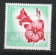 Ref: 1426. Albania. 1967. Flores. Gradiolo. - Albania