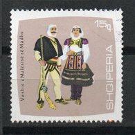 Ref: 1427. Albania. 1967. Trajes Y Costumbres Regionales. - Albania