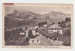 AA497 - SAINT GERVAIS LES BAINS - L'hôtel Du Mont Blanc - Saint-Gervais-les-Bains