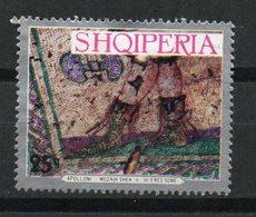 Ref: 1428. Albania. 1972. Mosaico Romano. Apolonia. - Albania
