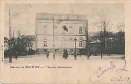 CPA - Belgique - Brussels - Bruxelles - L'ancien Observatoire - St-Josse-ten-Noode - St-Joost-ten-Node