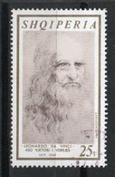 Ref: 1431. Albania. 1969. Leonardo Da Vinci. - Albania