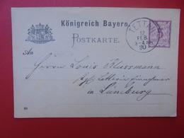 DEUTSCHES REICH 1890 - Germany