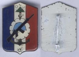 Insigne De La Section D'Intervention Du 425e Bataillon Parachutiste De Commandement Et De Soutien - 420e D.S.L - Esercito