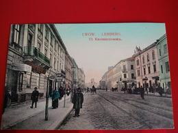LWOW LEMBERG UL.KAZIMIERZOWSKA - Pologne