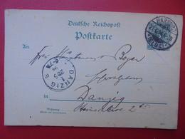 DEUTSCHES REICH 1894 - Germania