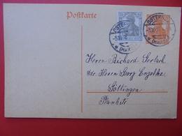 DEUTSCHES REICH 1918 - Germania
