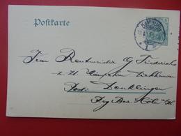 DEUTSCHES REICH 1910 - Duitsland