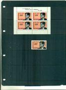 MALI J.F.KENNEDY 1 VAL+ BF NEUFS A PARTIR DE 1 EURO - Mali (1959-...)