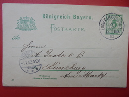 DEUTSCHES REICH 1902 - Germania