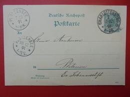 DEUTSCHES REICH 1891 - Germany