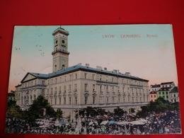 LWOW LEMBERG RYNEK - Pologne