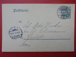 DEUTSCHES REICH 1905 - Germany