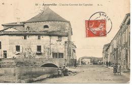 Ac12/    .55   Ancerville   Ancien Couvent Des Capucins      (animations) - Other Municipalities