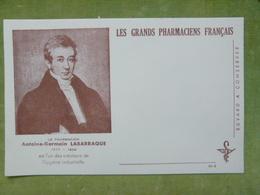 Les Grands Pharmaciens Français - N° 8 - Antoine-Germain LABARRAQUE - 1777-1850 - Un Des Créateurs De L'hygiène Industri - Buvards, Protège-cahiers Illustrés