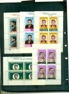 CENTRAFRICAINE-CAMEROUN-MAURITANIE-NIGER-SENEGAL  J.F.KENNEDY 5 BF NEUFS A PARTIR DE 3 EUROS - Kennedy (John F.)