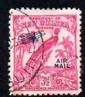 APR1182 - NUOVA GUINEA 1932 , Posta Aerea  Yvert N. 34  Usato  (2380A) - Papua Nuova Guinea