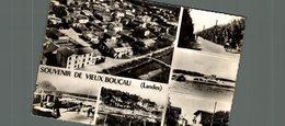 Souvenir De Vieux Boucau (landes) Multivues  . Francia  France Frankreich - Vieux Boucau