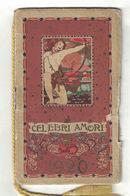 CALENDARIETTO  SIRIO 1920  CELEBRI AMORI - Calendari